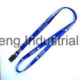Tarjeta de Identificación de la cuerda Langyards OEM en el cuello con cordón Langyard tarjetahabiente titular de la ID para la venta