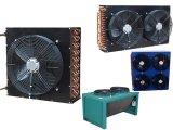 Kupfernes Condenser mit Fan Motor
