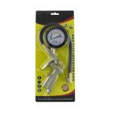 Calibre do Inflator do pneu, injetor do calibre do Inflator, calibre de pressão do pneu