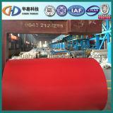 El color de la placa recubierta fabricante o proveedor! PPGI con ISO9001