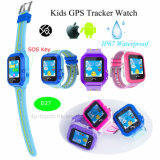 IP67 Waterproof Kids Tracker Watch with 1.22'' Touch Screen D27