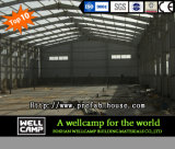 Lager-Stahlkonstruktion-Stahl-Werkstatt