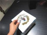 Nuevo diseño de arte de papel caja de torta con hanlde