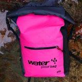 напольный водоустойчивый мешок хранения вкладыша Backpack сухого мешка 25L сплавляя заплывание спортов Kayaking Canoeing кладет Backpacks в мешки наборов перемещения