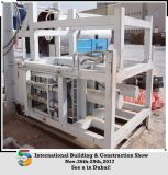 Precio de la maquinaria del bloque del yeso del material de construcción