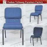 Yc-G36-122は劇場販売のための家具によって使用される鋼鉄教会椅子装置を卸し売りする