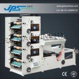 Etiqueta de cuatro colores Letterpress máquina de impresión