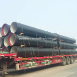 Duktile duktiles Eisen-Rohr Eisen ISO-2531 für Wasser-Projekt