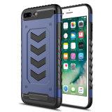 Migliore cassa del telefono di goccia TPU +PC di qualità 2in1 per il iPhone 6/6s/7/7s/8/8plus