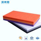 Панель пены волокна полиэфира Китая горячего сбывания акустическая high-density