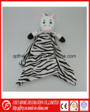 プラシ天のカエル毛布の子供の動物のおもちゃ