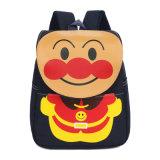 漫画の幼児はキャンバスのリュックサックの就学前のバックパックの学生かばんのDaypackの通学かばんをからかう