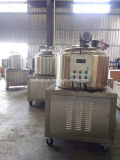 industrieller Kühler gefrorene Maschine 500L mit Quirl in der Bäckerei