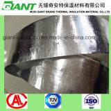 Barrière rayonnante de vapeur du tissu laminé aluminium perforé