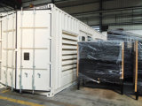 Gerador Diesel Soundproof Containerized de 1250kVA Perkins 1 MW