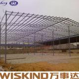 Helle Anzeigeinstrument-Stahlauto-Parken-Zelle für Baumaterialien