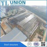 De Fabrikant van de Workshop van het Frame van het Staal van de Fabriek van de Structuur van het staal