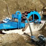 Pianta di lavaggio della nuova di disegno sabbia del silicone per il cantiere