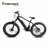 """Bici elettrica mobile della neve della gomma del grasso di X 4.0 della nuova di stile 2017 della spiaggia bicicletta 26 dell'incrociatore """""""