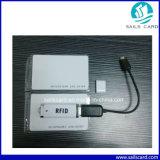 125kHz/13.56MHz/915MHz PVC RFID намочил Inlay