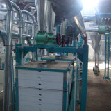 Máquina de trituração do milho do baixo preço 20t para Kenya