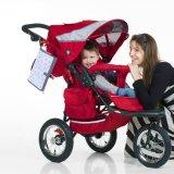 Het reizende Veranderende Stootkussen van de Baby van de Zak van de Luier van de Koppeling Draagbare voor Pasgeboren