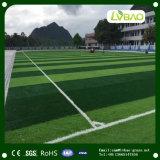 hierba artificial del balompié de la buena calidad de 30-50m m