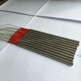 Cartucho resistentes à corrosão do elemento de aquecimento tubulares