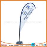 Haut de la qualité Beach Flag stand portable bannière colorée