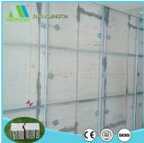 Construction material partition barrier board, Heat Insulation EPS sand-yielded panel