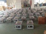 Machine de emballage sous vide de double chambre de Dz-500/2SD, double machine à emballer de vide de chambre
