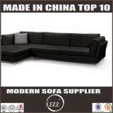Korea-einfache und elegante Art-Leder-modernes Sofa