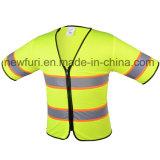 Ce en1150 детей безопасности нанесите на светоотражающие одежды майка с улучшенным обзором