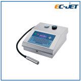 Stampante di getto di inchiostro continua di stampa della data di scadenza per il coperchio dell'alimento (EC-JET500)