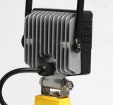 Рукой аккумуляторы типа 15Вт Светодиодные рабочего освещения с магнитом