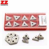 鋼鉄またはステンレス鋼または鋳鉄のためのPCD/PCBNの挿入