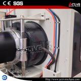 Macchina/riga di plastica dell'espulsione del tubo dell'HDPE approvato di iso del Ce