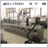 Überschüssiger Plastik, der PP/PE Tabletten-Extruder-Maschinen-Faser-Verstärkungsglasfaser-Pelletisierer-Lieferanten aufbereitet