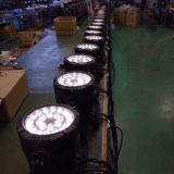iluminación de la etapa al aire libre de la IGUALDAD LED de 24X10W RGBW 4in1