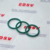 Joint circulaire vert /O-Ring de silicium de Vmq de silicones