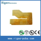 中国RigaoからのPi&Copper Foil&AdhesiveのSingle-Sided適用範囲が広いFPCのボード