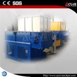 2017 de Enige Machine van de Ontvezelmachine van de Schacht Plastic voor het Plastic Recycling van het Afval