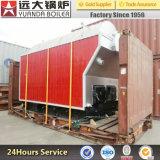 Meilleur prix de 1 tonne 2 tonnes 6 tonnes 4 tonnes de petits bois Chaudière à vapeur alimentées au bois de chauffage de journal pour la vente de la machine