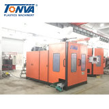 5litro única estación Bidón de plástico automática máquina de moldeo por soplado máquina sopladora