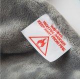フランネルの鮫の子供の寝袋