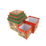 De Gift Box#Giftbox van het Document van het Ontwerp van de Luxe van de Druk van de douane