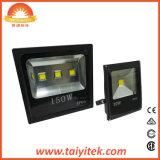 Edificio al aire libre LED 100W de la luz de inundación de la MAZORCA IP66