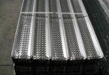 Высокая Ribbed сетка Hy-Нервюры оцинкованной жести толщины форма-опалубкы 0.45mm