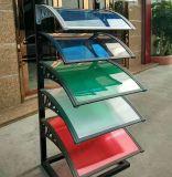 Dach-Material-Tagesbeleuchtungs-Gold-Grünes Polycarbonat-Körper-Blatt