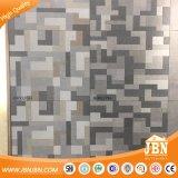 Azulejo de suelo rústico de la porcelana con el diseño de Puzzel del paño (JB6026H)